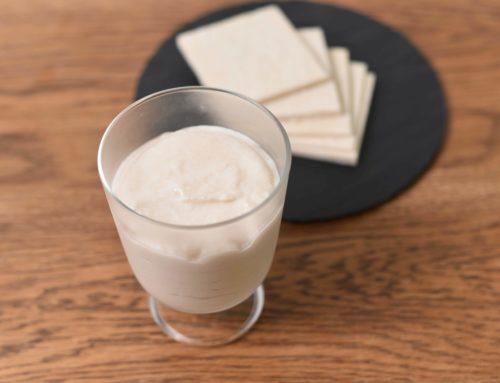 酒粕から植物性ヨーグルトの「発酵スムージー」を作る簡単レシピ