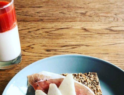 酒粕ドリンク簡単レシピ。発酵スムージー〜酒粕トマト〜